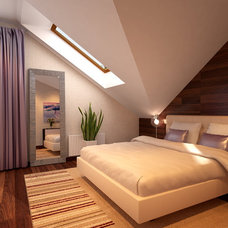 Contemporary Bedroom by Stanislav Ermolenko