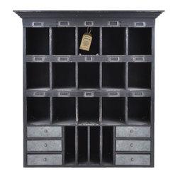 Industrial Desk Accessories: Find Desktop Organizer Ideas ...
