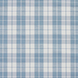Aero Blue And White Plaid Cotton Heavy Duty Upholstery Fabric By The Yard - Solid cotton canvas upholstery fabric are great for upholstery, bedding, window treatments and all other fabric related projects. This material is preshrunk 12 ounce cotton, and finished with Teflon for enhanced stain resistance. Solids are excellent for correlating with. Of course, they will look good alone too!