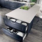 Functionality - Italian Kitchen Cabinets