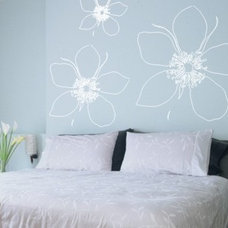 Modern Wall Decals by Rosenberry Rooms