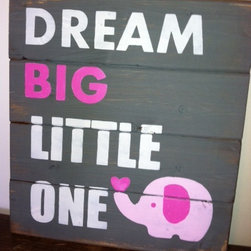 Home Decor Signs by Ott Creatives - My signs are carefully constructed, hand-painted, and stained