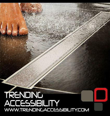 Contemporary Showerheads And Body Sprays by Trending Accessibility