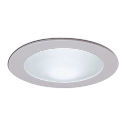 "Nora Lighting - Nora NL-425 4"" Frosted Dome Lens with Reflector - 4"" Frosted Dome Lens with Reflector"