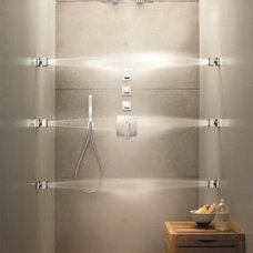 Modern Showerheads And Body Sprays by Hydrology