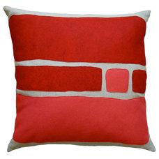 Contemporary Decorative Pillows by Balanced Design