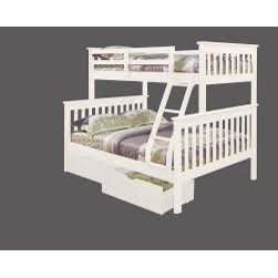 Twin over Full Bunk Beds - Shop now for Bunk Beds at discount prices!  We have Bunk Beds, Loft Beds, Bunk Beds with Stairs, Twin over Full Bunk Beds and More! Free Shipping Nationwide at Bunk Bed Kingdom.