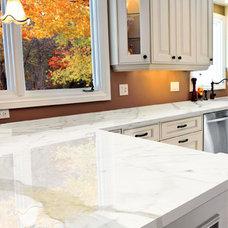 Modern Kitchen by StonePeak Ceramics