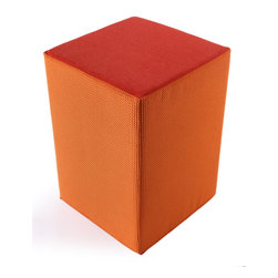 Howard's End Table Cubed - Is it a table? Is it an ottoman?