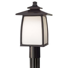 Transitional Post Lights by Arcadian Home & Lighting