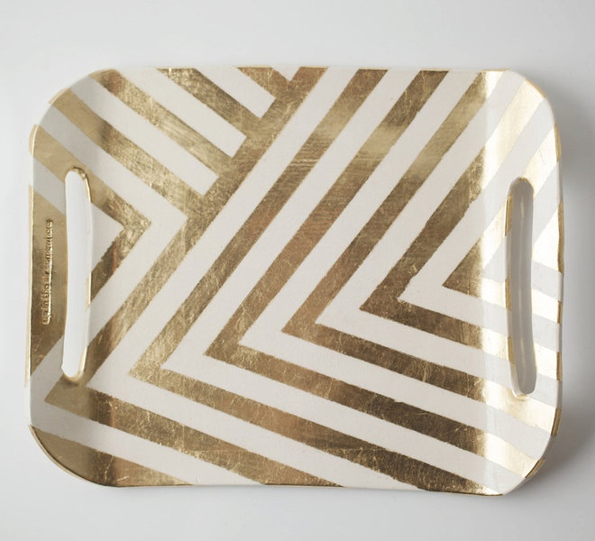 contemporary platters by Etsy