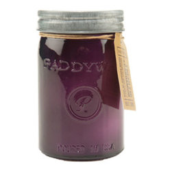 Cardamom Mason Jar Candle - Because we can't get enough of the charm of a vintage-inspired mason jar, you can see why we'd be obsessed with this purple-tinted one. But it's really what's inside the jar that counts: A lovely hand-poured soy wax candle with fresh fig and cardamom notes. Mmmm.