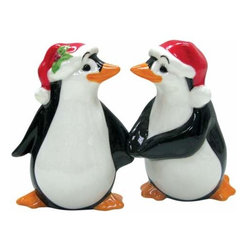 WL - 3.5 Inch Kitchenware Penguins Figurines Salt and Pepper Shakers - This gorgeous 3.5 Inch Kitchenware Penguins Figurines Salt and Pepper Shakers has the finest details and highest quality you will find anywhere! 3.5 Inch Kitchenware Penguins Figurines Salt and Pepper Shakers is truly remarkable.