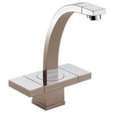 Modern Bathroom Faucets And Showerheads by Faucet Direct