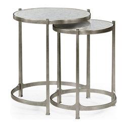 Jonathan Charles - Jonathan Charles Nest 2 Tables Nesting - Product Details