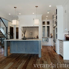 veranda interiors: From this...to this