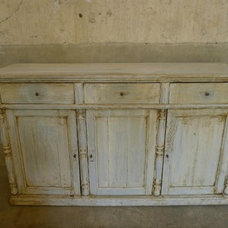 Traditional Storage Units And Cabinets by Pat Ferrel