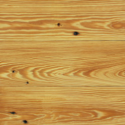 enCORE Collection - PATIENCE is Hemlock reclaimed from old barn siding and beams. Colors range from golden honey to deep reds. Hemlock is one of the harder of the softwoods with a Janka rating of 500. PATIENCE is rich in both color and character marks include mineral staining, color changes, weathering, checking, nail holes, and knots.