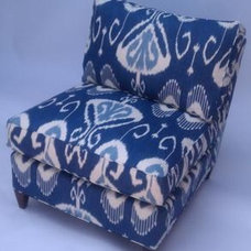 Contemporary Living Room Chairs by Mecox Gardens