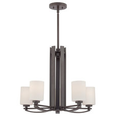 Transitional Chandeliers by Arcadian Home & Lighting