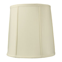 Home Concept - Egg Shell Shantung Drum Lampshade 10x12x12 - Why Upgrade to Home Concept Signature Shades?