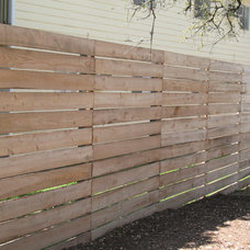 Modern Home Fencing And Gates US Lumber Brokers