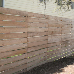 modern fencing US Lumber Brokers