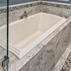 Traditional Bathtubs by Bill Fry Construction - Wm. H. Fry Const. Co.