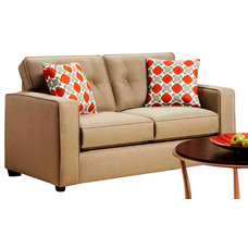 Contemporary Love Seats by Madison Seating