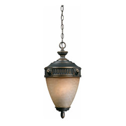 Triarch International - Triarch 75237-14 Lion Oil Rubbed Bronze Outdoor Hanging Lantern - Triarch 75237-14 Lion Oil Rubbed Bronze Outdoor Hanging Lantern