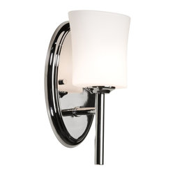 ARTCRAFT LIGHTING - Artcraft AC5851 Hazelton Lanes 5 Inch Wall Sconce - About this Product