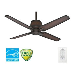 "Casablanca - Casablanca 59124 Aris 54"" 4 Blade Energy Star Ceiling Fan - Blades Included - Included Components:"