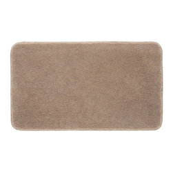 """Grund - Grund Ultra Premium Bathroom Comfort Mats-Resort Series, Sand, Large - Classy and inviting.  The Comfort Resort Series combines classic colors and eligant craftsmanship as you wake up and step into a wonderful start to your day!   Hand made.  Comes in five colors and is available in three sizes:  21"""" X 24"""" small, 24"""" X 36"""" medium, 24"""" X 60"""" large."""