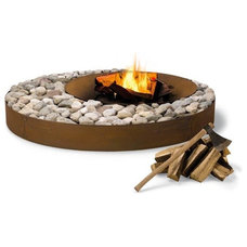 Firepits by Home Infatuation