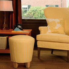 Traditional Footstools And Ottomans by Maine Cottage