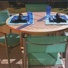 Contemporary Outdoor Tables by Tammy Thet Htar/Boulevard