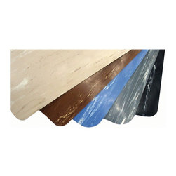 Buymats Inc - Apache Marble Foot Anti-Fatigue Commercial Mat - Brown / Ivory Ivory White - 39- - Shop for Office Safety and Security from Hayneedle.com! About buyMATSOffering the widest array of mats in the world buyMATS guarantees satisfaction. Whether you're looking for yoga mats pilates mats exercise mats entry mats door mats play mats industrial mats and anti-fatigue mats buyMATS has the most and the best mats around.