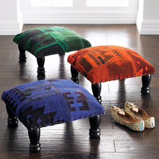 Traditional Footstools And Ottomans by Horchow