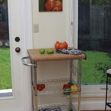 Trinity EcoStorage Kitchen Cart | Wayfair