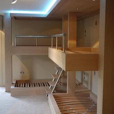 Modern Bedroom by Minimo Bespoke Furniture