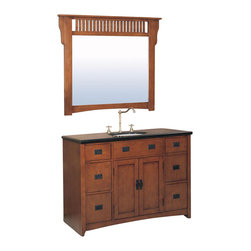 Shop 48 Inch Single Sink Vanity Bathroom Vanities on Houzz