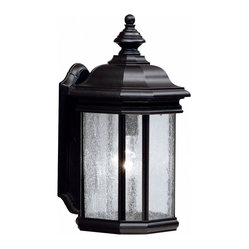 Kichler Lighting - Kichler Lighting 9029 Kirkwood Outdoor Wall Sconce - 1, 150W Medium