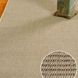 Eternity Sisal Rug - Natural Area Rugs