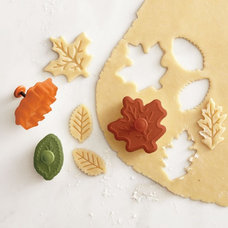 Contemporary Holiday Decorations by Williams-Sonoma