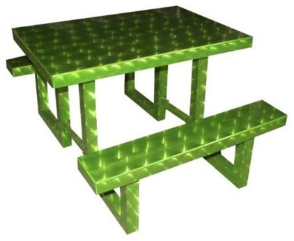 modern outdoor tables by Amazon