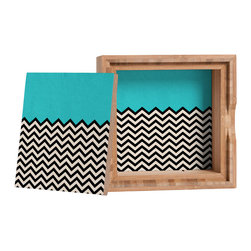 DENY Designs - Bianca Green Follow The Sky Storage Box - Love yourself a knickknack or two (or three)? Well, then this is the box for you! The Amber Bamboo wooden Storage Box is available in two sizes with a printed exterior lid and interior bottom. So, you can still be a collector of sorts, but now you've got an organized home for it all. 100% sustainable, eco-friendly flat grain amber bamboo wood box with printed glossy exterior lid and interior bottom. Custom made in the USA for every order.