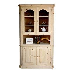 Furniture - Corner Cupboards and Corner Chinas -
