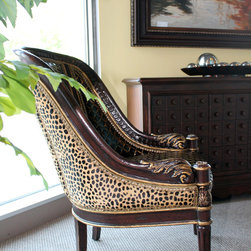 Hancock and Moore Sale - Hancock and Moore Appointment Chair