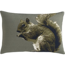 Contemporary Pillows by CB2
