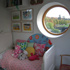 Eclectic Kids Childrens room